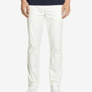 DKNY Straight Fit Tapered Leg Chinos Pants